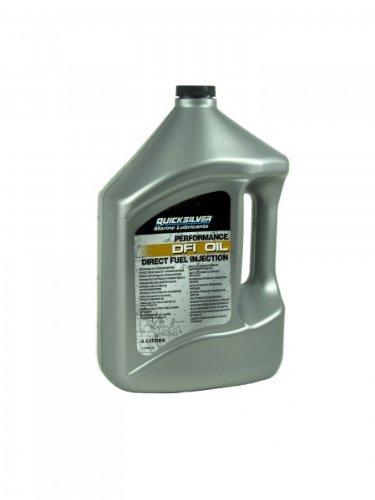 Quicksilver Performance DFI Oil für 2-Takt Einspritzmotoren 4L -