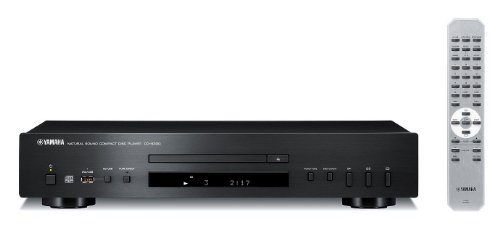 yamaha cd s 300 bl cd player schwarz. Black Bedroom Furniture Sets. Home Design Ideas