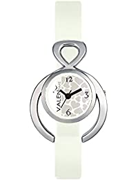 The Shopoholic Designer White Stylish Heart Dial Awesome Analog Watches For Women-Watches For Girls