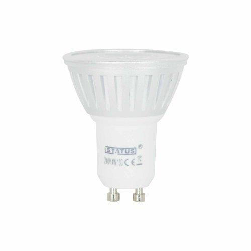 Status Ampoule LED à culot GU10 Transparent 4 W