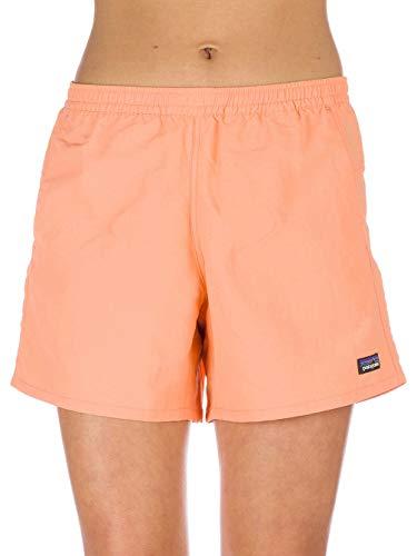 Patagonia Damen W's Baggies Shorts Kurze Hose, Pfirsich-Sorbet, S -