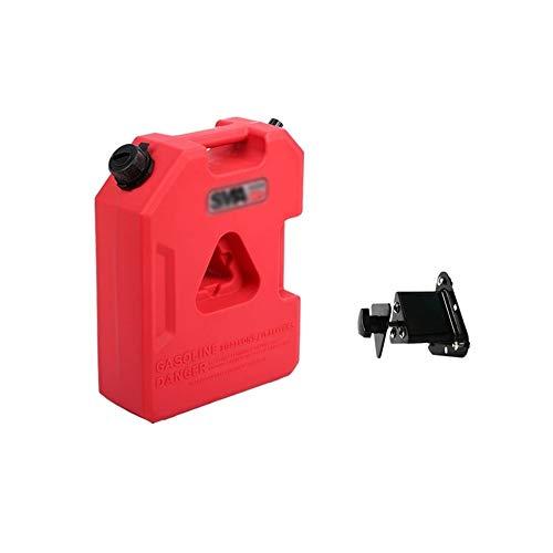 CL- Contenitore del combustibile portatile Serbatoio carburante portatile, denso e ad alta resistenza in polietilene integrato compatto e multiuso anti-statica tamburo dell'olio rotomolding, adatto pe