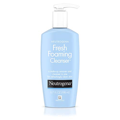 Neutrogena Frischer Reinigungsschaum 200 ml - Fresh Foaming Cleanser