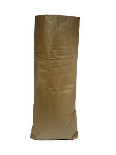 5 Aufbewahrungssäcke für Streu oder Heu Packsack Papiersack