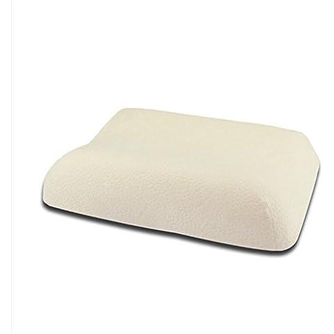 DDJ ortopedico Contour Memory Foam Pillow - Tratta collo e