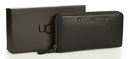 ugg-jenna-soft-leather-large-zip-around-purse-wallet-rrp-9500-black