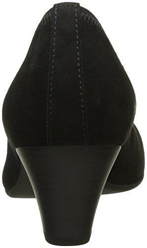Gabor Shoes 55.484 Damen Geschlossene pumps Schwarz (Schwarz 17)