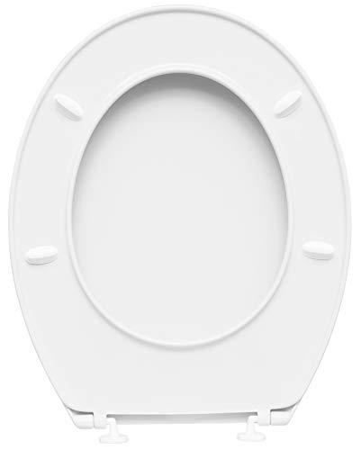 Cornat WC-Sitz PALU, weiß, - 6
