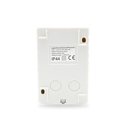 Sensky SK300 Photoelectric Switch Outdoor Waterproof Photocell Timer