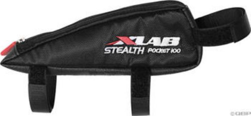 Xlab Stealth Pocket-100 Bolsa, Negro, M