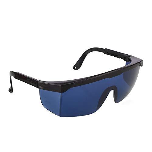 Camellia Laserschutzbrillen für IPL/E-Light Opt Gefrierpunkt Haarentfernung Schutzbrillen Universal-Brillen Brillen (blau)