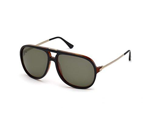 Tom Ford - Herrensonnenbrille - FT0333 03B 59 - Damian