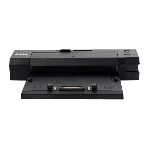 Dell 452-11506 Port Replikator Euro Advanced E-Port II Ohne Stand Kit (240 Watt AC Adapter USB 3.0) (Usb Dell Power)