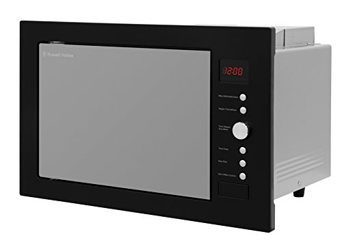 Russell Hobbs RHBM3201MB 32L Built In Digital 1000w Combination Microwave Matte Black Best Price and Cheapest