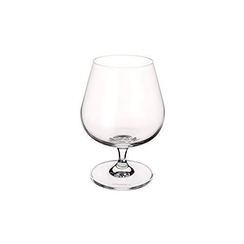 Villeroy & Boch Entrée Cognacschwenker, Kristallglas, durchsichtig, 400ml