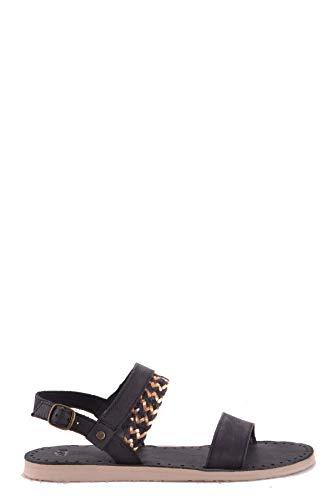 UGG Luxury Fashion Donna MCBI30485 Nero Sandali   Stagione Outlet