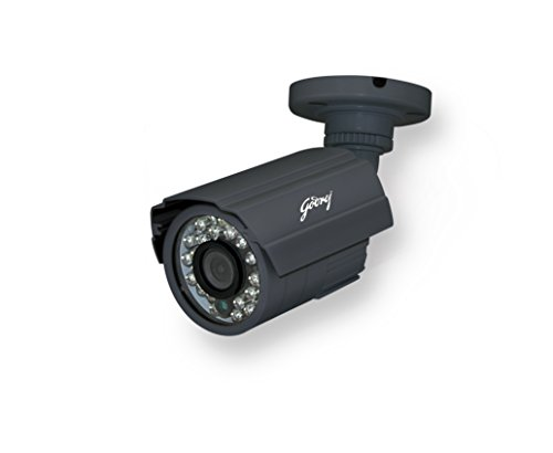 Godrej SOLUS (1MP) IR Bullet Outdoor CCTV Camera  available at amazon for Rs.1799