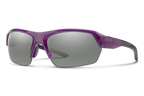 Smith Optics Sonnenbrillen Tempo Violet Spray/CHROMAPOP Polarized Unisex