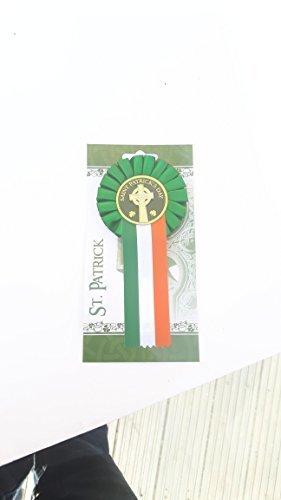 Saint Patricks Day Irland Farbe Band Irisch Segen (Patrick Irland In Saint)
