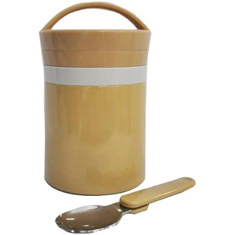 Joy color thermal insulation cold insulation Delica pot cafe au