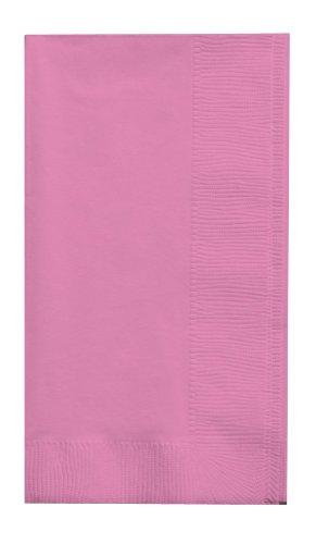 Gorgeous Servietten für Hochzeit, Party, Hochzeiten oder Baby Dusche, Einweg Bulk liefert Qualität Produkt 50 count candy pink