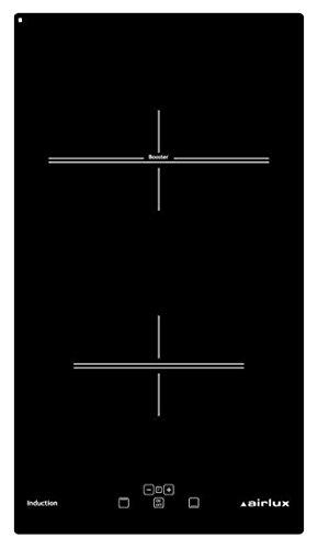 Airlux ATI322BK plaque - plaques (Intégré, Induction, Verre, Noir, toucher, Devant)