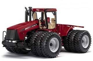 Tracteur Articulé CASE IH STX 450 Roues Triples Série Précision sans rétroviseur