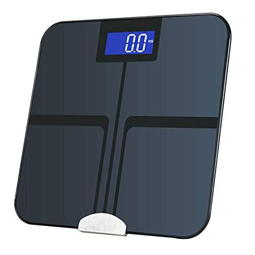 jEZmiSy Digitale Personenwaagen, Multifunktional Bluetooth Fußboden Karosserie Fett Gewicht Clever Digital Rahmen Gesundheit Sorgfalt, Fördern Sie EIN gesundes Leben und halten Sie Sich fit