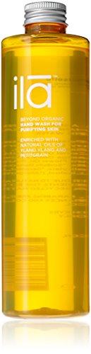 ila Hand Wash for Purifying Skin, Flüssige Handseife, 300 ml (Seife Rinde)