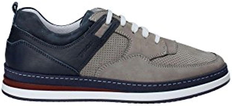 Igi&Co 1127 Zapatos Hombre Gris 42  -