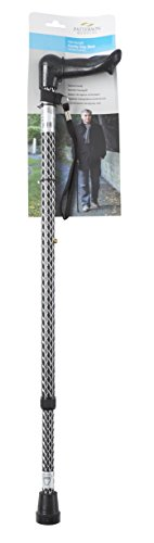 Homecraft - Bastón empuñadura ergonómica diestros