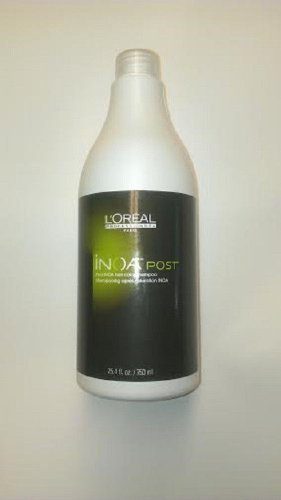 Inoa Post Hair Color Shampoo 25.4 Oz by Inoa