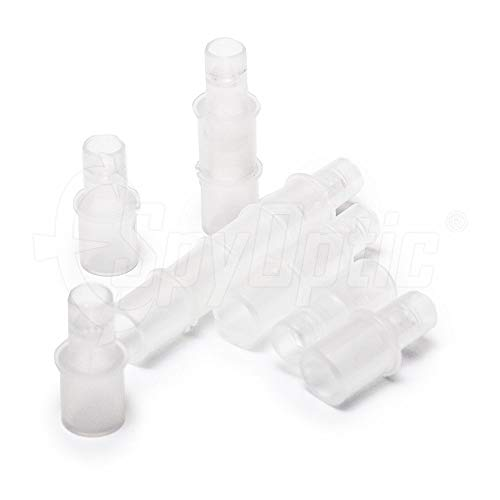 7100 Serie (Mundstücke für Alkoholtester | Geeignet für DA-Serie, AF-Serie, Pro-X5+ Modell, AL-Serie, ACE-Serie | SparPack | 50 Stück)