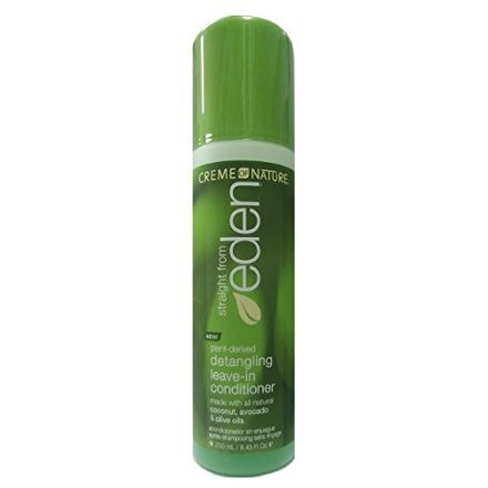 Creme of Nature Straight From Eden detang Ling Leave In Conditioner 250 ml