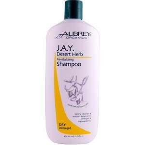 Aubrey Organics J.A.Y. Desert Herb Revitalizing Shampoo 16oz