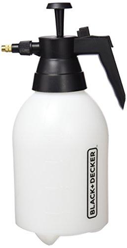 Black and Decker 34511 - Pulverizador de presión previa, 2 L, color blanco