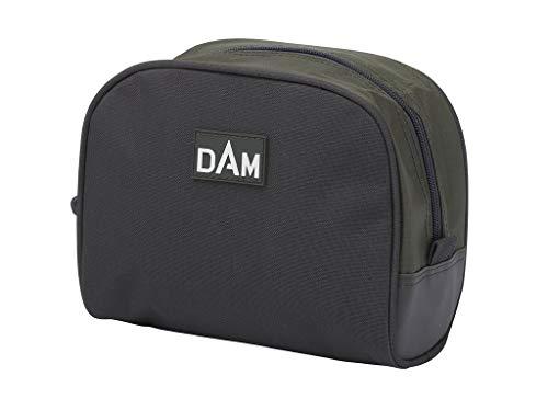 Dam Reel Pouch, Transporttasche zum Schutz hochwertiger Rollen, rundum gepolstert, Reißverschluss, Maße: 18x15x10cm, Material 100% Polyester -