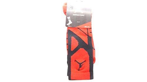 Nike Jordan Jumpman Flight Crew Calzini da Uomo, Taglia: XL/12–15
