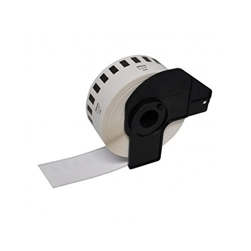 For Sale 50 x DK-22223 50mm x 30.48m Continuous White Standard Address Labels compatible with Brother QL-500, QL-550, QL-560, QL-570, QL-580N, QL-650TD, QL-700, QL-720NW, QL-1050, QL-1060N Review