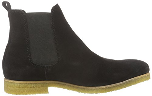 Shoe Closet Friday S, Stivali Chelsea Donna Nero (Black)