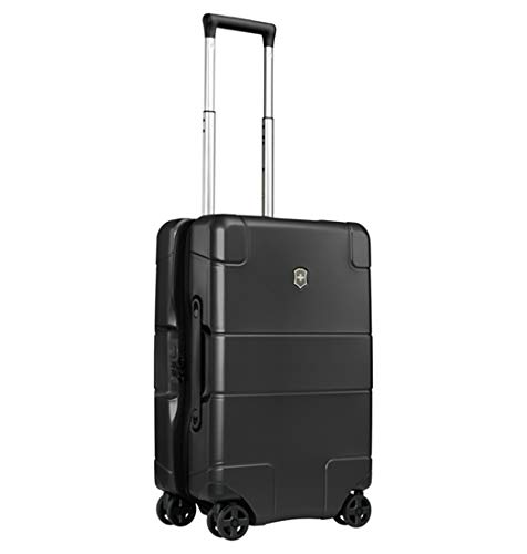 VICTORINOX VM602101 Lexicon, Frequent Flyer Hard Side Carry-On, Black
