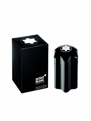 MONTBLANC Montbl Emblem EDT Vapo 100 ml, 1er Pack (1 x 100 ml) (Herren-emblem)