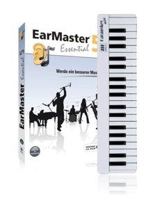 EarMaster 5 Essential + Garagekey Mini-Keyboard