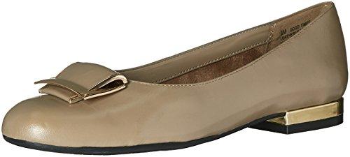 Aerosoles Frauen Good Times Leder Loafers Braun Groesse 6 US/37 EU - Aerosoles Leder Braun Loafer