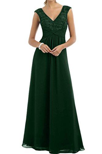 TOSKANA BRAUT - Robe - Trapèze - Femme Vert