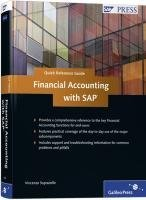 [(Quick Reference Guide to Financial Accounting with SAP ERP Financials)] [By (author) V. Sopracolle] published on (May, 2010) par V. Sopracolle