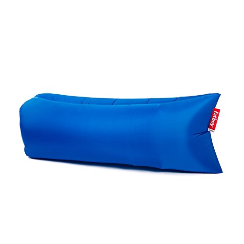 #Fatboy Sitzsack, Lamzac, blau, 35.5 X 25 X 7.6 cm, L0010#
