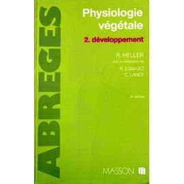 Physiologie vgtale Tome 2 : Dveloppement