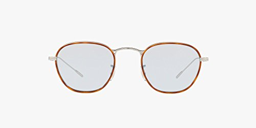 Oliver Peoples Brillen EOIN OV 1237J SHINY SILVER/GREY Herrenbrillen