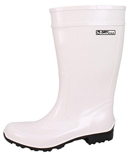 BOCKSTIEGEL® LUISA - Bottes en Caoutchouc Élégant | Femmes | Tailles: 36-42 Creme white/Black